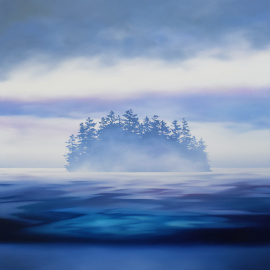 Kylee Turunen - Island in the Fog II